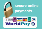 Secure online payments - World Pay